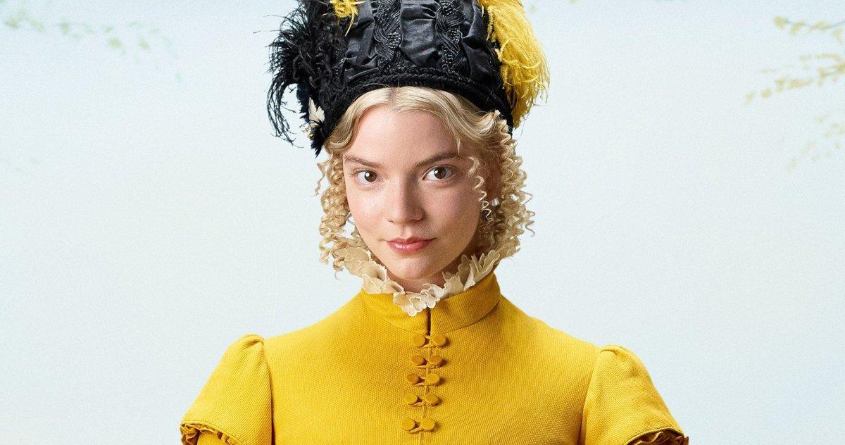 Anya Taylor Joy Brings The Fun To Jane Austen In Emma Exclusive 103cir
