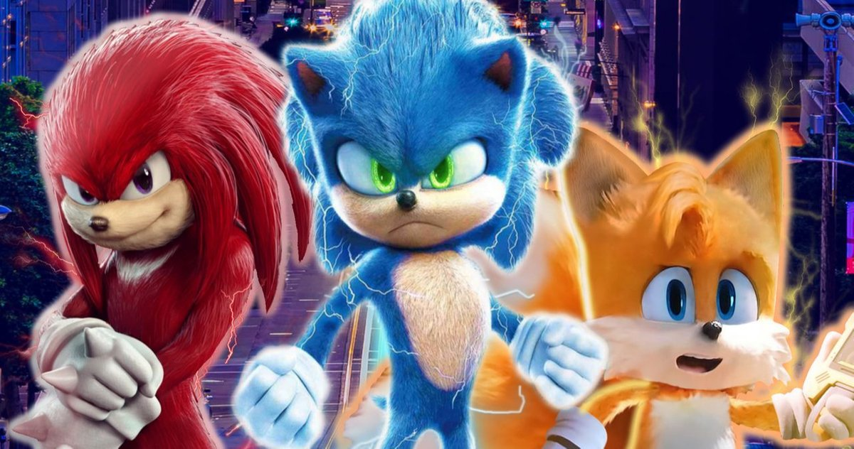 Sonic the Hedgehog 2 Announcement Is Imminent Predicts Box Office ...