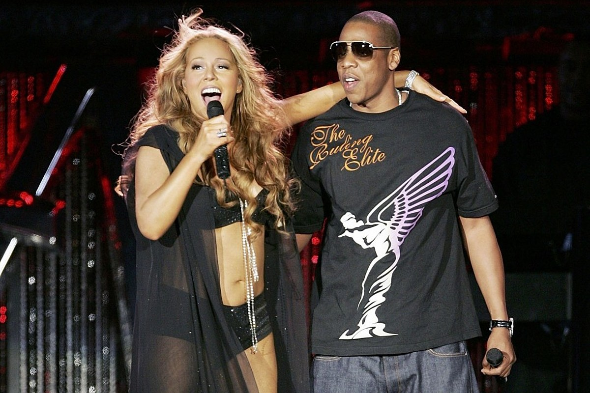 Mariah Jay Z. Mariah Carey to Reportedly Be Managed by Jay
